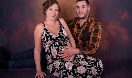 Photo de grossesse à Chablis