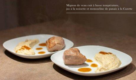 Photo de plats et restaurant à Chablis