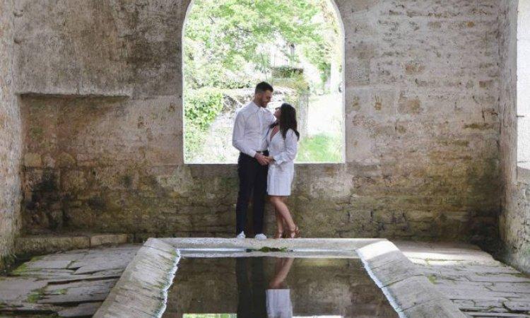Photo de couple à Chablis